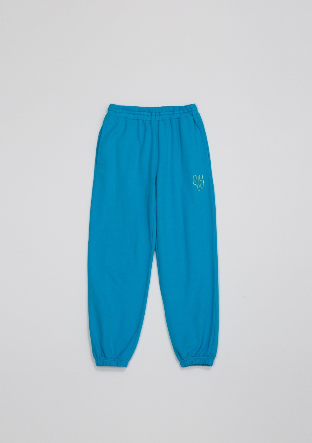 Mused Sweat Track Pants - A.I Blue